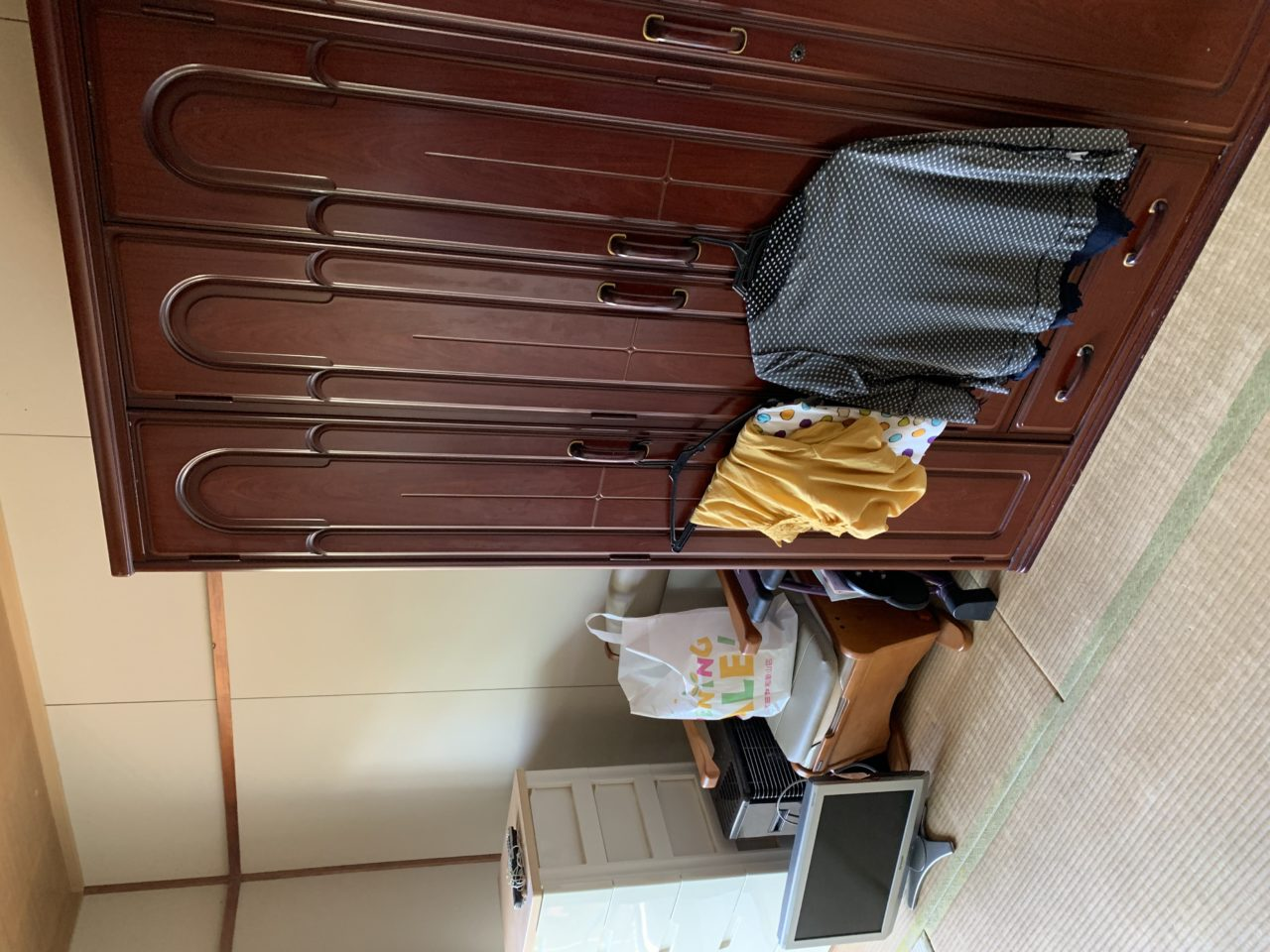和歌山県和歌山市にて引っ越しのお手伝いをさせていただきました